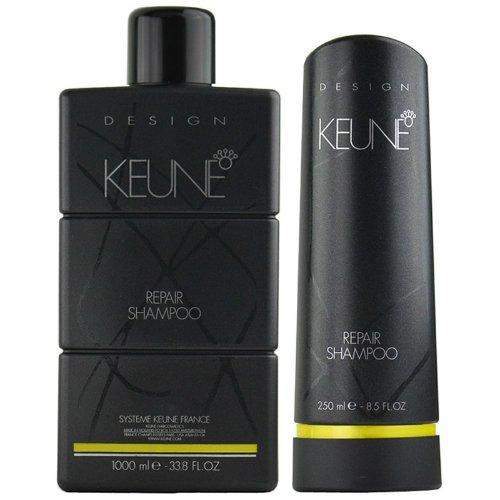 Design Care Repair ShampooKeune<br>Производство: Нидерланды Восстанавливающий шампунь для волос. Это средство подходит для сухих и поврежденных волос. Это эликсир здоровья, блеска, сияния и красоты, который создан из натуральных и полезных ингредиентов. Он чудесным образом преобразовывает сухие, тусклые и поврежденные волосы в крепкие, мягкие и здоровые с помощью уникального компонента - масла Арганы. Это вещество богато незаменимыми омега жирными кислотами, витамином Е и бета-каротином. Насытить волосы влагой и защитить от дальнейшей дегидратации поможет пантенол, а сделать легким расчесывание &amp;ndash; задача положительно заряженных полимеров. Этот шампунь идеален для ежедневного использования. Применение: Нанесите средство на волосы, массажными движениями вспеньте. Смойте достаточным количеством воды.<br><br>Линейка: Design Care Repair Shampoo<br>Объем мл: 250<br>Пол: Женский