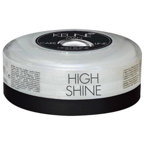Care Line Man Magnify High ShineKeune<br>Производство: Нидерланды Паста Роскошный блеск для волос. Это средство отличное решение для тех мужчин, у которых есть необходимость, но нет времени укладывать волосы. Нежный крем-воск средней фиксации (8) выравнивает волосы, придаёт им здоровый блеск и сияние, а также фиксирует причёску. Подходит для всех типов волос. Средство обладает лёгкой текстурой и питает кожу головы, делает волосы эластичными, оно позволяет создать причёску, которую легко изменить, если потребуется. Крем-воск можно наносить и на сухие, и на влажные волосы. Применение: нанести небольшое количество крем-воска на влажные или сухие волосы, уложить волосы в причёску.<br><br>Линейка: Care Line Man Magnify High Shine<br>Объем мл: 100<br>Пол: Мужской