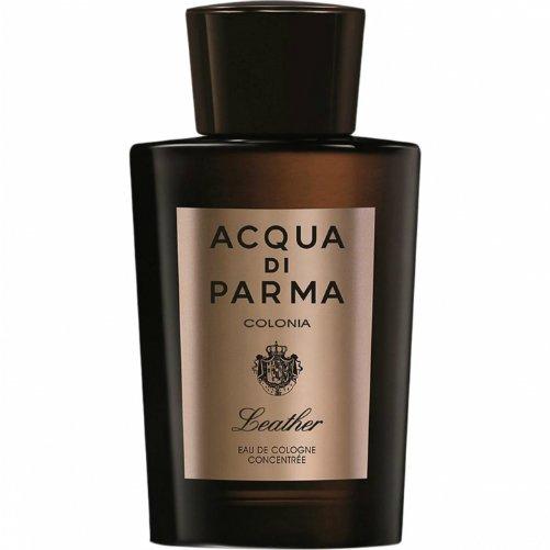 Colonia LeatherAcqua Di Parma<br>Производство: Италия Colonia Leather Acqua di Parma - это мужской аромат, который принадлежит к группе ароматов цитрусовые кожаные. Этот аромат выпущен в 2014 году. Верхние ноты представлены яркими аккордами бразильского апельсина и сицилийского лайма. В сердце сплетаются ноты розы и парагвайского петитгрейна, а база создана из кожи, атласского кедра и парагвайского гваякового дерева.<br><br>Линейка: Colonia Leather<br>Объем мл: 100<br>Пол: Мужской