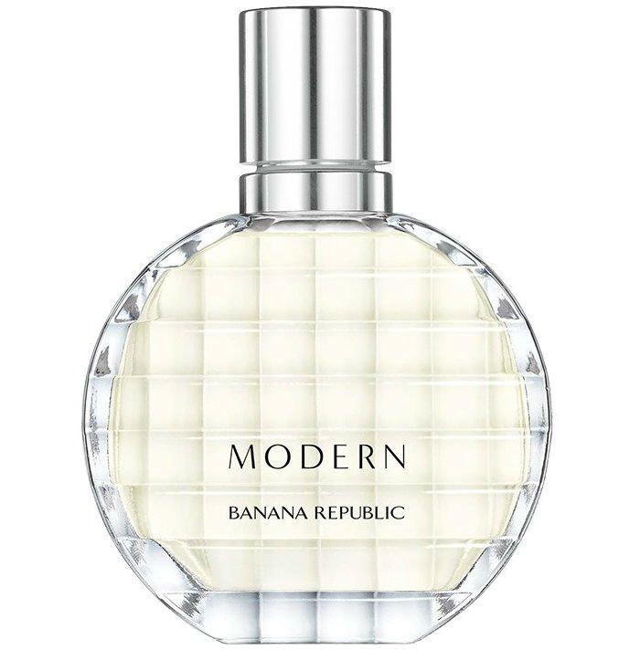 Modern WomanBanana Republic<br>Производство: США Modern Woman Banana Republic - это аромат для женщин, принадлежит к группе ароматов цветочные фруктовые. Это новый аромат, Modern Woman выпущен в 2014. Парфюмер: Jerome Epinette. Верхние ноты: Бергамот, Водяная лилия, Белый персик и Зеленое яблоко; ноты сердца: роза, Цикламен и Жасмин; ноты базы: пачули, Мускус, Амбра и ваниль с Мадагаскара.&amp;nbsp;<br><br>Линейка: Modern Woman<br>Объем мл: 100<br>Пол: Женский