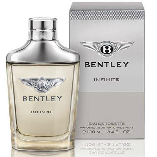 Infinite Eau de ToiletteBentley<br>Производство: Великобритания Infinite Eau de Toilette Bentley - это аромат для мужчин, принадлежит к группе ароматов древесные фужерные. Это новый аромат, Infinite Eau de Toilette выпущен в 2015. Парфюмер: Nathalie Lorson. Верхние ноты: Цитрусы, Лаванда и Белый кедр; ноты сердца: Фиалка, перец Бурбон и Герань; ноты базы: Серая амбра, пачули и ветивер с Таити.&amp;nbsp;<br><br>Линейка: Infinite Eau de Toilette<br>Объем мл: 100<br>Пол: Мужской