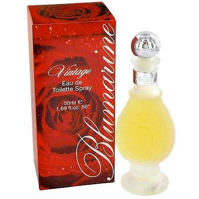 VintageBlumarine<br>Производство: Италия &amp;nbsp;Vintage Blumarine - это аромат для женщин, принадлежит к группе ароматов цветочные фруктовые. Vintage выпущен в 2004. Верхние ноты: Персик, Бергамот и Цитрусы; ноты сердца: Пион, Белая лилия, Жасмин, Водяная лилия и роза; ноты базы: Ирис, Сандаловое дерево, Амбра и Мускус.<br><br>Линейка: Vintage<br>Объем мл: 50<br>Пол: Женский