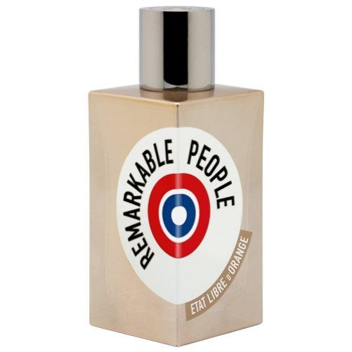 Remarkable PeopleEtat Libre d`Orange<br>Производство: Франция Remarkable People от Etat Libre d`Orange - это аромат для мужчин и женщин, принадлежит к группе ароматов восточно-пряные. Этот аромат, Remarkable People выпущен в 2015 году. Верхние ноты: грейпфрут, шампанское и кардамон; ноты сердца: жасмин, дерево карри и черный перец; ноты базы: лабданум, сандаловое дерево.&amp;nbsp;&amp;nbsp;<br><br>Линейка: Remarkable People<br>Объем мл: 100<br>Пол: Унисекс