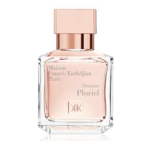 Feminin PlurielMaison Francis Kurkdjian<br>Производство: Великобритания Feminin Pluriel от Maison Francis Kurkdjian - шипрово-цветочный аромат для женщин, выпущен в 2014 году. Основные ноты: ирис, фиалка, роза, жасмин, ландыш и флердоранж, а также ветивер и индонезийские пачули. &amp;nbsp; &amp;nbsp;<br><br>Линейка: Feminin Pluriel<br>Объем мл: 11<br>Пол: Женский