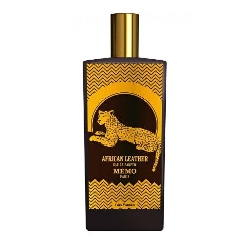 African LeatherMemo<br>Производство: Великобритания African Leather от Memo - это аромат для мужчин и женщин, принадлежит к группе ароматов кожаные. Этот аромат, African Leather выпущен в 2015 году. Композиция аромата включает ноты: Бергамот, кардамон, шафран, Зира (Кумин), Герань, пачули, дерево Агар, кожа, Ветивер и Мускус.&amp;nbsp;&amp;nbsp;<br><br>Линейка: African Leather<br>Объем мл: 75<br>Пол: Унисекс
