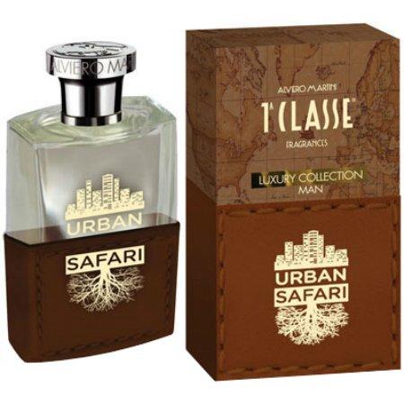 Urban Safari ManAlviero Martini<br>Производство: Великобритания &amp;nbsp;Urban Safari Man Alviero Martini - это аромат для мужчин, принадлежит к группе ароматов шипровые. Этот аромат выпущен в 2010 году. Верхние ноты: зеленый кардамон, грейпфрут и тангерин; ноты сердца: ноты воды, водяная лилия и жасмин; ноты базы: ветивер, пачули и дубовый мох.<br><br>Линейка: Urban Safari Man<br>Объем мл: 100<br>Пол: Мужской