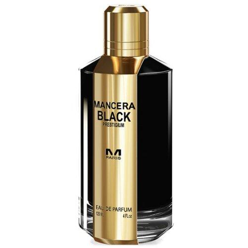 Black PrestigiumMancera<br>Год выпуска: 2015 Производство: Франция Семейство: кожаные Верхние ноты:  Бергамот, Корень ириса, пачули Средние ноты:  роза, Фиалка, древесные ноты, Уд Базовые ноты:  Кожа, белый мускус,  Амбра &amp;nbsp;Black Prestigium Mancera - это аромат для мужчин и женщин, принадлежит к группе ароматов кожаные. Этот аромат выпущен в 2015 году. Парфюмер: Pierre Montale. Верхние ноты: Бергамот, Корень ириса и Пачули; ноты сердца: Роза, Фиалка, Древесные ноты и Уд; ноты базы: Амбра, Кожа и Белый мускус.&amp;nbsp;<br><br>Линейка: Black Prestigium<br>Объем мл: 120<br>Пол: Унисекс<br>Аромат: кожаные<br>Ноты: Бергамот, Корень ириса, пачули,  роза, Фиалка, древесные ноты, Уд,  Кожа, белый мускус,  Амбра<br>Тип: парфюмерная вода<br>Тестер: нет