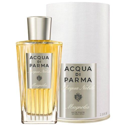 Acqua Nobile MagnoliaAcqua Di Parma<br>Производство: Италия Семейство: цветочные &amp;nbsp;<br><br>Линейка: Acqua Nobile Magnolia<br>Объем мл: 1<br>Пол: Женский<br>Аромат: цветочные