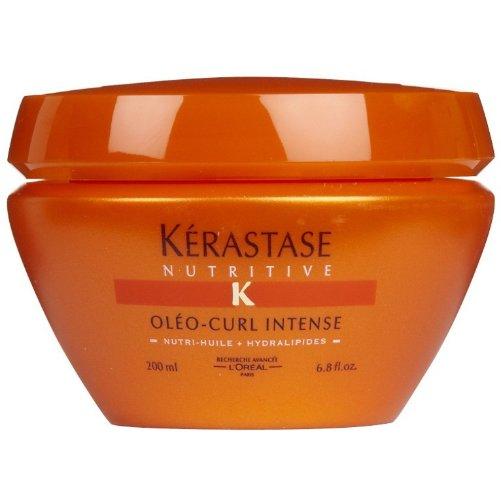 Nutritive Masque Oleo-Curl IntenseKerastase<br>Производство: Франция Семейство: восточные &amp;nbsp;Маска для ухода за вьющимися волосами. Это средство дает вьющимся волосам необходимое питание, дисциплинирует и формирует очерченный эластичный завиток. Дает кудрявым волосам необходимое увлажнение и питания, придает блеск и шелковистость. Применение: нанести на подсушенные полотенцем волосы, распределить по волосам. Оставить для воздействия на 5 минут. Тщательно смыть теплой водой.&amp;nbsp;<br><br>Линейка: Nutritive Masque Oleo-Curl Intense<br>Объем мл: 200<br>Пол: Женский<br>Аромат: восточные