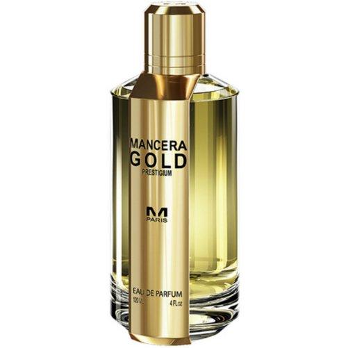Gold PrestigiumMancera<br>Год выпуска: 2016 Производство: Франция Семейство: кожаные Верхние ноты:  Перец, Бергамот, Уд Средние ноты:  роза, Апельсиновый цвет Базовые ноты:  Кожа, Ваниль, Дубовый мох, белый мускус &amp;nbsp;Gold Prestigium Mancera - это аромат для мужчин и женщин, принадлежит к группе ароматов кожаные. Этот аромат выпущен в 2016 году. Парфюмер: Pierre Montale. Верхние ноты: Перец, Бергамот и Уд; ноты сердца: Роза и Апельсиновый цвет; ноты базы: Кожа, Ваниль, Дубовый мох и Белый мускус.&amp;nbsp;<br><br>Линейка: Gold Prestigium<br>Объем мл: 60<br>Пол: Унисекс<br>Аромат: кожаные<br>Ноты: Перец, Бергамот, Уд,  роза, Апельсиновый цвет,  Кожа, Ваниль, Дубовый мох, белый мускус<br>Тип: парфюмерная вода<br>Тестер: нет