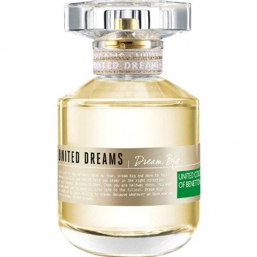 United Dreams Dream Big United Dreams Dream Big 100 мл (жен)