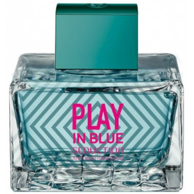 Play In Blue Seduction For Women Play In Blue Seduction For Women 80 мл тестер (жен)