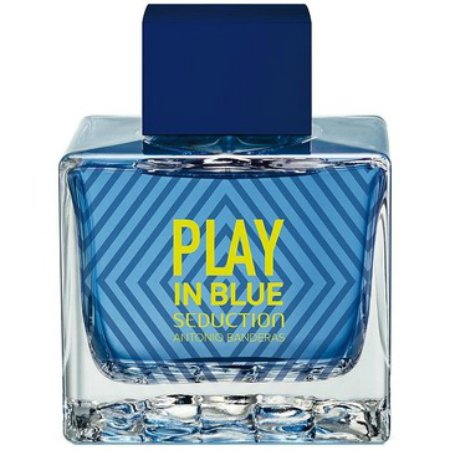 Play In Blue Seduction For Men Play In Blue Seduction For Men 100 мл тестер (муж)