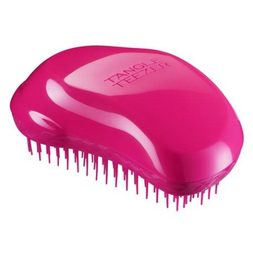The Original Pink FizzTangle Teezer<br>Производство: Великобритания The Original Pink Fizz от Tangle Teezer -&amp;nbsp;  профессиональная расчёска для волос из Великобритании. Создана  знаменитым британским стилистом Шоном Пи, у которого за плечами более  тридцати лет опыта работы в индустрии. Эргономичная форма Tangle Teezer  Original Pink Fizz позволяет легко расчёсывать как сухие, так и влажные  волосы. Благодаря уникальному строению зубчиков, расчёска мягко скользит  по волосам, не повреждая и не травмируя их. После использования  расчёски волосы приобретают здоровый вид и блеск, становясь гладкими и  шелковистыми. Подходит для любого типа волос, включая наращенные и  окрашенные.  <br><br>Линейка: The Original Pink Fizz<br>Объем мл: (11х7х4см.)<br>Пол: Унисекс