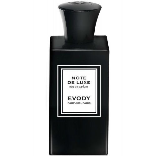 Note de LuxeEvody Parfums<br>Год выпуска: 2008 Производство: Франция Семейство: восточные цветочные Верхние ноты:  Бергамот Средние ноты:  Ирис, Жасмин, иланг-иланг Базовые ноты:  Бензоин, Тонка бобы, Ваниль Note de Luxe от Evody Parfums - это аромат для женщин, принадлежит к группе ароматов восточные цветочные. Note de Luxe выпущен в 2008 году. Верхняя нота: Бергамот; ноты сердца: Ирис, Жасмин и Иланг-иланг; ноты базы: Бензоин, Бобы тонка и Ваниль.<br><br>Линейка: Note de Luxe<br>Объем мл: 100<br>Пол: Женский<br>Аромат: восточные цветочные<br>Ноты: Бергамот,  Ирис, Жасмин, иланг-иланг,  Бензоин, Тонка бобы, Ваниль<br>Тип: парфюмерная вода<br>Тестер: нет