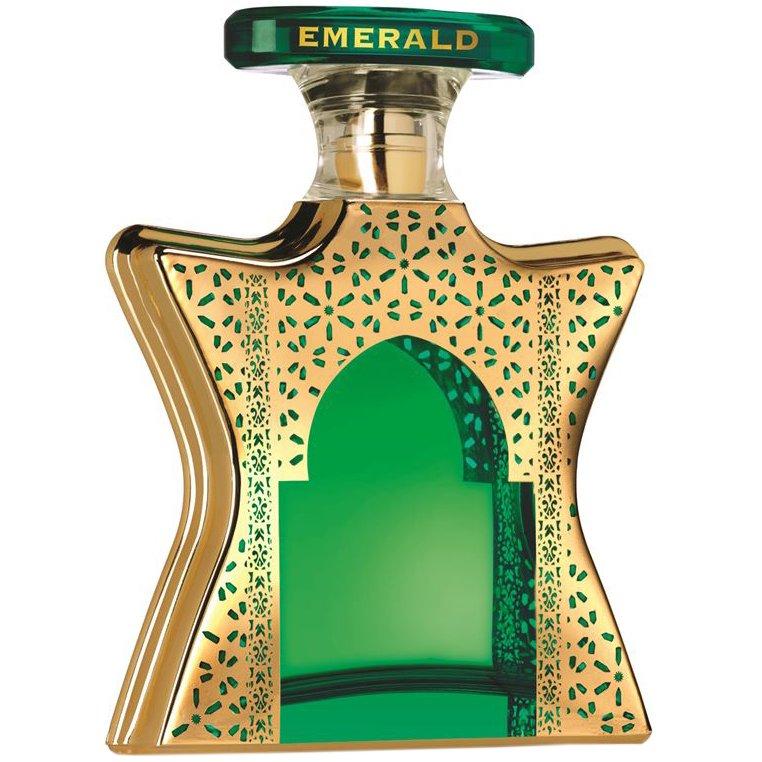 Dubai EmeraldBond No.9<br>Год выпуска: 2015 Производство: США Семейство: кожаные Верхние ноты:  Шафран, Иссоп (синий зверобой) Средние ноты:  гурьюнский бальзам, Роза Базовые ноты:  Пачули, Сандал,  Амбра, нагармота, Кожа Dubai Emerald Bond No 9 &amp;mdash; это аромат для мужчин и женщин, он принадлежит к группе кожаные. Это новое издание. Dubai Emerald выпущен в 2015. Верхние ноты: Шафран и Иссоп; средние ноты: Гурьюнский бальзам и Роза; ноты базы: Пачули, Сандал, Амбра, Нагармота и Кожа.<br><br>Линейка: Dubai Emerald<br>Объем мл: 100<br>Пол: Унисекс<br>Аромат: кожаные<br>Ноты: Шафран, Иссоп (синий зверобой),  гурьюнский бальзам, Роза,  Пачули, Сандал,  Амбра, нагармота, Кожа<br>Тип: парфюмерная вода-тестер<br>Тестер: да
