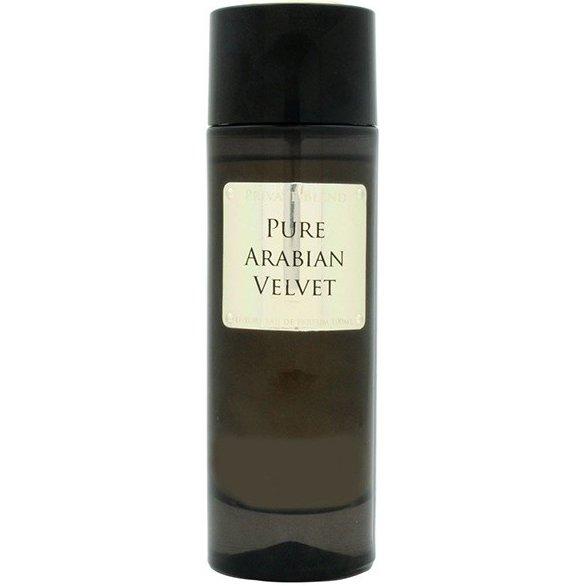 Pure Arabian VelvetChkoudra<br>Год выпуска: 2014 Производство: Франция Семейство: цветочные Верхние ноты:  табак, Перец, Гелиотроп, мед, Гвоздика, Тонка бобы, Ваниль, апельсин Pure Arabian Velvet &amp;ndash; роскошный, упоительный и плавный, почти физически бархатистый восточно-пряный унисекс парфюм, выпущенный под маркой французского нишевого парфюмерного бренда &amp;nbsp;Chkoudra Private Blend. Аромат помещен в угольно-черный минималистичный цилиндрический флакон, украшенный золотой табличкой с названием аромата. Звучание парфюмерной композиции начинается с яркой цитрусовой свежести сладкого апельсина, украшенного мерцающим облачком из ноток энергичного пряного перца. Сердце парфюма, название которого переводится, как &amp;laquo;Настоящий арабский бархат&amp;raquo;, отзывается волнующей пряностью гелиотропа и восхитительной сладостью янтарного пчелиного меда в обрамлении тонких пряно-специевых акцентов гвоздики. А завершает звучание дымно-ароматические ноты табака, сладковато-пряный запах экзотических бобов тонка и нежнейшая, переливчатая сладость ванили.<br>&amp;nbsp;<br><br>Линейка: Pure Arabian Velvet<br>Объем мл: 100<br>Пол: Унисекс<br>Аромат: цветочные<br>Ноты: табак, Перец, Гелиотроп, мед, Гвоздика, Тонка бобы, Ваниль, апельсин<br>Тип: парфюмерная вода<br>Тестер: нет