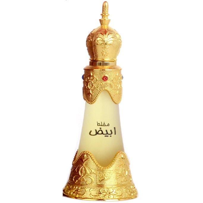 Mukhallat AbiyadAfnan Perfumes<br>Производство: Объединённые Арабские Эмираты Семейство: восточные Верхние ноты:   Амбра, Мускус, древесные ноты Mukhlat Abiyad Afnan Perfumes &amp;mdash; это аромат для мужчин и женщин, он принадлежит к группе восточные. Композиция аромата включает ноты: Специи, Амбра, Мускус и Древесные ноты.&amp;nbsp;<br><br>Линейка: Mukhallat Abiyad<br>Объем мл: 20<br>Пол: Унисекс<br>Аромат: восточные<br>Ноты: Амбра, Мускус, древесные ноты<br>Тип: масляные духи<br>Тестер: нет