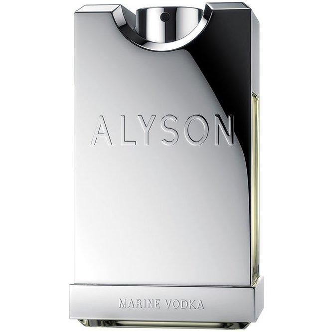 Alyson Oldoini Marine Vodka 100 мл (муж)