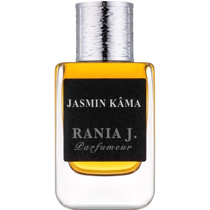 Jasmin KamaRania J<br>Год выпуска: 2013 Производство: Франция Семейство: шипровые цветочные Верхние ноты:  Бергамот, Дамасская роза Средние ноты:  Египетский жасмин Базовые ноты:  Пачули, Сандал, Гелиотроп, Ваниль, Мускус Jasmin Kama Rania J &amp;mdash; это аромат для женщин, он принадлежит к группе шипровые цветочные. Jasmin Kama выпущен в 2013 году. Парфюмер: Rania Jouaneh. Верхние ноты: Бергамот и Дамасская роза; средняя нота: Египетский жасмин; базовые ноты: Пачули, Сандал, Гелиотроп, Ваниль и Мускус.<br><br>Линейка: Jasmin Kama<br>Объем мл: 1<br>Пол: Женский<br>Аромат: шипровые цветочные<br>Ноты: Бергамот, Дамасская роза,  Египетский жасмин,  Пачули, Сандал, Гелиотроп, Ваниль, Мускус<br>Тип: отливант<br>Тестер: нет