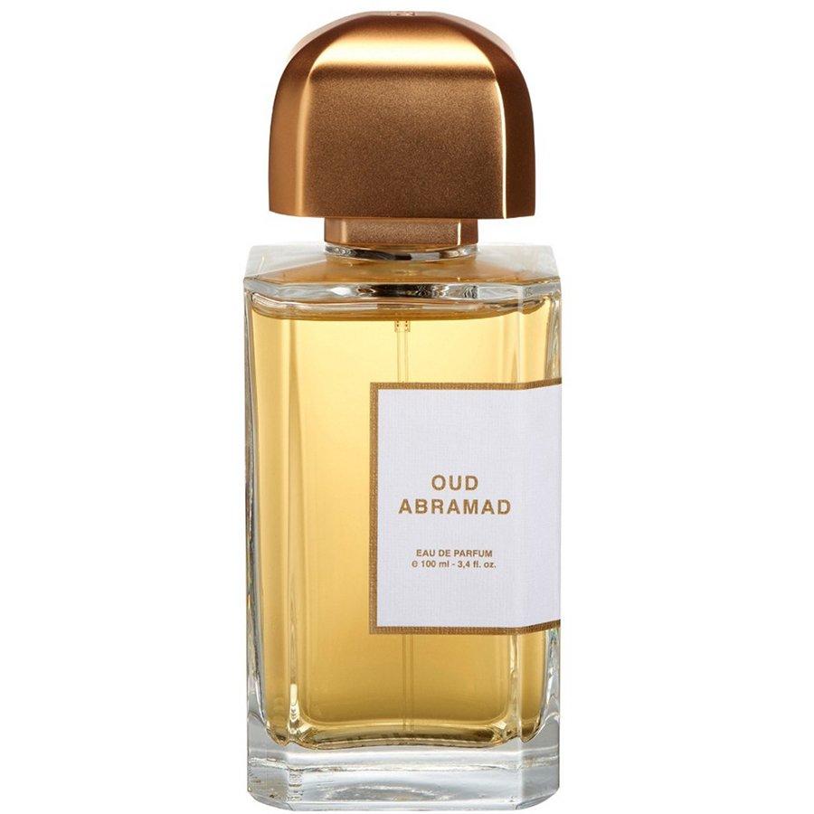 Oud AbramadParfums BDK Paris<br>Год выпуска: 2016 Производство: Франция Семейство: восточные Верхние ноты:  Шафран, Имбирь Средние ноты:  Турецкая роза, Тмин Базовые ноты:  Уд, Гуаяк, Лабданум, Ладан, Пачули, Кастореум , амброксан (Ambroxan) Oud Abramad Parfums BDK Paris &amp;mdash; это аромат для мужчин и женщин, он принадлежит к группе восточные. Это новое издание: Oud Abramad выпущен в 2016 году. Парфюмер: David Benedek. Верхние ноты: Шафран и Имбирь; средние ноты: Турецкая роза и Тмин; базовые ноты: Уд, Гуаяк, Лабданум, Ладан, Пачули, Кастореум и Амброксан.<br><br>Линейка: Oud Abramad<br>Объем мл: 100<br>Пол: Унисекс<br>Аромат: восточные<br>Ноты: Шафран, Имбирь,  Турецкая роза, Тмин,  Уд, Гуаяк, Лабданум, Ладан, Пачули, Кастореум , амброксан (Ambroxan)<br>Тип: парфюмерная вода<br>Тестер: нет
