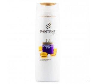 PANTENE PRO-V Дополнительный объемPANTENE PRO-V<br>Шампунь PANTENE PRO-V Дополнительный объем, 400 мл создан специально для тонких волос. Средство обеспечивает бережный уход, укрепление и красивый блеск. Шампунь делает волосы более мягкими, но в то же время восстанавливает их структуру и защищает от повреждений. Средство обладает прозрачной консистенцией и приятным легким ароматом. Волосы становятся объемными, и этот эффект действует вплоть до следующего нанесения. Практичный флакон удобен в использовании и красиво смотрится как в ванной, так и на витрине магазина. Приобрести шампунь PANTENE PRO-V Дополнительный объем, 400 мл по привлекательной цене можно в Москве в торговом центре METRO. Производитель: «Проктер энд Гэмбл», Франция. Тип волос: для тонких волос. Назначение средства: для создания объема. Упаковка: пластиковый флакон. Срок годности: 3 года.<br><br>Линейка: PANTENE PRO-V Дополнительный объем<br>Объем мл: 400<br>Пол: Унисекс