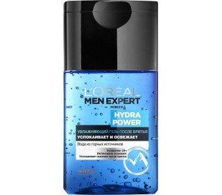 L`OREAL Paris Men Expert Hydra PowerLOreal<br>Производство: Великобритания <br><br>Линейка: L`OREAL Paris Men Expert Hydra Power<br>Объем мл: 125<br>Пол: Мужской
