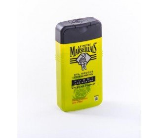 LE PETIT MARSEILLAIS мужской с мятой и лаймомLE PETIT MARSEILLAIS<br>Гель-шампунь LE PETIT MARSEILLAIS мужской с мятой и лаймом, 250мл нежно очищает волосы и кожу. Средство обладает тонизирующим эффектом и приятным свежим ароматом. В составе содержатся плоды лайма, созревшие в жарких странах, и мята из южных садов, которые и влияют на поддержание тонуса. Средство способно придать чувство свежести и чистоты, а легкий аромат еще долго ощущается и после использования. Гель отлично пенится, легко наносится, тщательно очищает и его несложно смыть. Обладает сбалансированной консистенцией и прозрачным цветом. Красивый эргономичный флакон удобен в использовании, он без усилий открывается и закрывается. Средство позволяет неплохо сэкономить, так как расходуется довольно медленно. Приобрести гель-шампунь LE PETIT MARSEILLAIS мужской с мятой и лаймом, 250мл по привлекательной цене можно в Москве в торговом центре METRO. Производитель: Johnson &amp; Johnson, Франция. Состав: aqua, sodium, laureath sulfate, glycerin, cocamidopropyl betaine, parfume, sucrose cocoate, citrus aurantium dulcis fruit extract, menthe piperita leaf extract, citrus tangerine extract, cocamide MEA, coco-glucoside, polysorbate 20, PEG-150 distearate, benzotriazolyl dodecyl p-cresol, tris citrate, glyceryl oleate, hydrogenated palm glycerides citrate, propylene glycol, alcohol, polyquaternium-10, polyquaternium-7, sodium chloride, citric acid, sodium benzoate, limonene, Cl 19140, Cl 61570. Способ применения: нанести на влажное тело или волосы, вспенить, смыть. Избегать попадания в глаза. Объем: 250 мл. Упаковка: флакон. Срок годности: 3 года.<br><br>Линейка: LE PETIT MARSEILLAIS мужской с мятой и лаймом<br>Объем мл: 250<br>Пол: Мужской