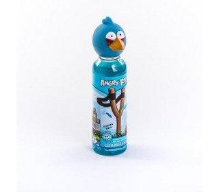 ANGRY BIRDS Ледяная мятаANGRY BIRDS<br>Шампунь Angry Birds Синяя птица Джей (ледяная мята), 200 мл, подходящий для всех типов волос, нежно очищает их и кожу головы от загрязнений. Это средство с мятным запахом способно обеспечить полноценный уход. Входящие в его состав перечная мята и ментол оказывают охлаждающий эффект, мягко тонизируют кожу головы и обеспечивают поддержание нормального уровня рН, что в свою очередь способствует полноценному питанию волос. После применения этого косметического средства волосы будут шелковистыми, блестящими, приятными на ощупь, а выглядеть будут ухоженными и здоровыми. Проблем с их расчесыванием не возникнет. Кроме того, шампунь подарит чувство легкой прохлады, улучшит настроение, придаст бодрости. Такой его эффект объясняется сочетанием эфирных масел лайма и лимона с ментолом. Выпускается средство в пластиковом флаконе, колпачок которого представляет собой голову синей птицы из мультфильма Angry Birds. С таким шампунем купание превратится в увлекательную игру. Даже у тех детей, которые не любят купаться, этот процесс будет вызывать исключительно положительные эмоции. Вы можете купить шампунь Angry Birds Синяя птица Джей (ледяная мята), 200 мл в Москве в торговом центре METRO. Производитель: ООО Лаборатория Айкью-Косметик, Россия, г. Москва, ул. Башиловская, д. 15. Состав: aqua water, lauramidopropyl belaine, sodium laureth sulfate, sodium cocoamphoacelate, glycerin, sodium citrate, glycereth-2 cocoate, glucose, sorbitol, sodium glutamale, urea, sodium PCA, glycin, lactic acid, hydrolyzed wheat protein, panthenol, styrene/acrylates copolymer, parfum, D-panthenol, polyquatemium-10, citric acid, methylchloroisothiazolinone, methylisothiazolinone, cocos nucifera (coconut) oil, cinnamomum cassia (cinnamon) oil, citrus bergania (bergamot) oil. Срок годности: 36 месяцев. Условия хранения: от 5°С до 25°С. Применение: нанести массажными движениями на влажные волосы, вспенить и смыть большим количеством воды. Для взрослых и детей старше 6 ле