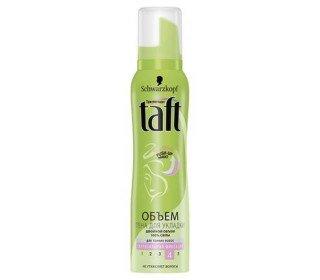 TAFT Sensitive Touсн двойной объемTAFT<br>Пена для волос TAFT Sensitive Touсн двойной объем, 150мл<br><br>Линейка: TAFT Sensitive Touсн двойной объем<br>Объем мл: 150<br>Пол: Унисекс