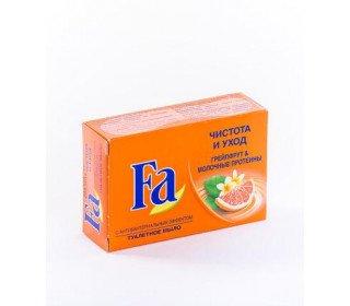 FA Чистота и Уход Грейпфрут и Молочные протеиныFa<br><br><br>Линейка: FA Чистота и Уход Грейпфрут и Молочные протеины<br>Объем мл: 90 г<br>Пол: Унисекс