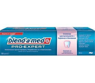 BLEND-A-MED Pro-Expert снижение чувствительности+бережное отбеливание 100 мл (жен)