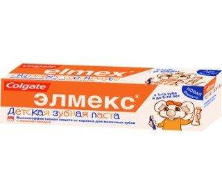 COLGATE ЭЛМЕКС Детская 50 мл (жен)
