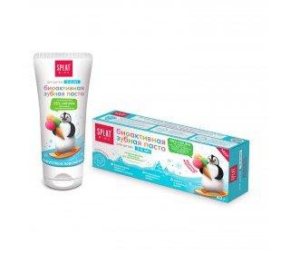 SPLAT Juicy Фруктовое мороженое биоактивная для детей 2-6 лет 50 мл (жен)