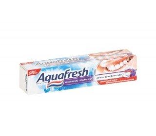 АQUAFRESH отбеливающая totalAQUAFRESH<br>Зубные пасты / зубные щетки AQUAFRESH<br><br>Линейка: АQUAFRESH отбеливающая total<br>Объем мл: 100<br>Пол: Унисекс
