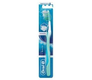 ORAL-B white 40 medORAL-B<br>Зубная щетка ORAL-B<br><br>Линейка: ORAL-B white 40 med<br>Объем мл: 1шт<br>Пол: Унисекс