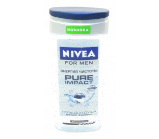 For Men NIVEA Энергия чистотыNIVEA<br>Гель для душа For Men NIVEA Энергия чистоты разработан в Германии с учетом ежедневных потребностей мужской кожи. Активные компоненты в его составе позволяют оказывать полноценное ухаживающее действие. Особая формула с микрочастицами позволяет нежно массировать кожу и эффективнее удалять загрязнения с тела, лица и волос. Гель для душа For Men NIVEA Энергия чистоты освежает, питает кожу, придает сил для начала нового дня. Он прошел ряд дерматологических испытаний, которые подтвердили его эффективность. Объем: 250 мл. Производитель: Германия.<br><br>Линейка: For Men NIVEA Энергия чистоты<br>Объем мл: 250<br>Пол: Мужской