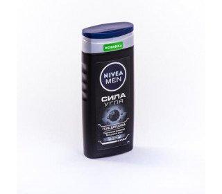 NIVEA Сила угляNIVEA<br>Гель для душа NIVEA Сила угля – это средство, которое тщательно и нежно очищает, тонизирует и освежает кожу, при этом легко наносится и смывается. Важным дополнением ко всему этому станет сугубо мужской приятный аромат. Дизайн упаковки выполнен в смелом чёрном цвете, что выделяет товар на полке среди аналогичных средств других производителей. Кроме вызывающей и стильной внешности, бутылочка с гелем имеет оптимальный объём, легко открывается и закрывается. Средство для повседневного ухода позволит чувствовать себя бодрым, уверенным и всегда быть на высоте. Купить гель для душа NIVEA Сила угля, 250мл по привлекательной цене можно в Москве в торговом центре METRO. Тип кожи: все типы. Пол: мужской. Объем: 250 мл. Производитель: Nivea. Страна: Германия.<br><br>Линейка: NIVEA Сила угля<br>Объем мл: 250<br>Пол: Мужской