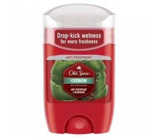 OLD SPICE CitronOLD SPICE<br><br><br>Линейка: OLD SPICE Citron<br>Объем мл: 50<br>Пол: Мужской