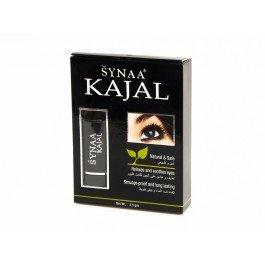 SynaaSynaa<br>Производство: Дания Каджал-традиционное индийское средство для подводки глаз. Придает глазам большую выразительность, стимулирует рост ресниц, увлажняет кожу вокруг глаз, питает и охлаждает кожу вдоль линии роста ресниц. Снимает усталость и напряжение глаз. Обладает выраженными антисептическими свойствами. Защищает от сглаза.<br>Способ применения: наносится вдоль линии роста ресниц по верхнему и/или нижнему веку. Не использовать при аллергии на воск.<br>Не использовать при аллергии на воск.<br>Состав: миндальное масло, касторовое масло, экстракт амлы, мед, камфора, парафиновый воск, вазелин, пальмовый воск, пчелиный воск, микрокристаллический воск, ланолин, пропилпарабен, BHT, краситель.<br><br>Линейка: Synaa<br>Объем мл: 3<br>Пол: Женский