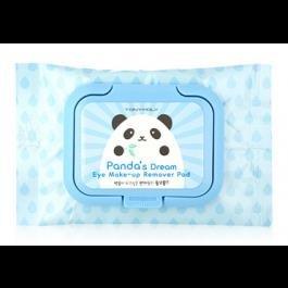 Pandas Dream Eye make up Remover Pad Tony MolyTony Moly<br>Очищающие салфетки для снятия макияжа состоят из чистого 100% хлопка. Содержат масло оливы, березовый сок, настой мелисы, экстракт алое вера, аллантоин, благодаря чему мягко снимает загрязнения, не оставляя чувства сухости и стянутости, а, наоборот, питая и увлажняя кожу.<br>Содержит витамин E, который препятствует увяданию клеток и повышает тонус кожи.<br>Способ применения: достаньте одну салфетку и аккуратно протрите кожу лица. Для удаления более стойкого макияжа, прислоните салфетку к коже и подержите пару секунд, чтобы эссенция успела растворить макияж.<br><br>Линейка: Pandas Dream Eye make up Remover Pad Tony Moly<br>Объем мл: 5<br>Пол: Женский