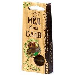 DNCDNC<br>Производство: Россия Мед для бани Антицеллюлитный (DNC) — эффективнейшее средство для борьбы с целлюлитом, тонизирует, является прекрасным средством для пилинга. Биологически активные вещества, содержащиеся в меде, абсорбируют токсины и способствуют быстрому выведению их из организма.<br>        <br>Мед для бани Антицеллюлитный (DNC) &amp;mdash; эффективнейшее средство для борьбы с целлюлитом, тонизирует, является прекрасным средством для пилинга. Биологически активные вещества, содержащиеся в меде, абсорбируют токсины и способствуют быстрому выведению их из организма.<br>Эвкалиптовое масло очищает кожу, способствует регенерации клеток. Масло грейпфрута регулирует жировой обмен, очищает, дезинфицирует и тонизирует кожу.<br>Фруктовые кислоты ананаса и грейпфрута способствуют отшелушиванию отмерших клеток кожи. Ферменты, содержащиеся в этих кислотах, стимулируют выделение коллагена, отвечающего за ровность и гладкость кожи. Глицерин оказывает увлажняющее и смягчающее действие.&amp;nbsp;<br>Способ применения: нанесите мед на ладони и вотрите в разогретую в бане или ванной кожу, затем резкими хлопками продолжайте втирать состав в кожу. Если вы наносите мед на несколько участков тела, проводите процедуру по очереди на каждом участке. После 5-10 минут массажа смойте мед теплой водой.<br>Состав: Мед, Сок грейпфрута, Сок Ананаса, Глицерол, Эвкалиптовое масло, Мочевина Состав (INCI): Citrus paradisi, Ananas sativus extract, Glycerol, Eucalyptus globulus oil, Urea.<br><br>Линейка: DNC<br>Объем мл: 25<br>Пол: Женский