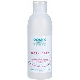 AIL PREP 2 в 1 - обезжириватель и жидкость для снятия липкого слоя DomixDomix<br>Производство: Россия Средство для глубокой очистки, дегидратации натуральных ногтей. Поможет очистить ваши ногти от жирности, что позволит качественно нанести новый слой лака.<br>        <br>Обезжириватель Domix Nail Prep разработан специально для профессионального использования. Для его изготовления сырье высокого качества поставляется от отечественного и зарубежного производителя. Средство применяется на начальном этапе манипуляций нанесения декоративного покрытия, в качестве очистителя и обезжиривания ногтевой пластины. С помощью этого препарата выполняется процедура подготовки к наращиванию ногтей, к нанесению гель-лака, так как обеспечивается длительная сохранность покрытия. Может использоваться, как средство для удаления дисперсионного слоя в гелевой технологии, а также для очищения кисточек и ультрафиолетовых аппаратов.<br><br>Линейка: AIL PREP 2 в 1 - обезжириватель и жидкость для снятия липкого слоя Domix<br>Объем мл: 1000<br>Пол: Женский