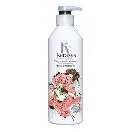 Элеганс KerasysKERASYS<br>&amp;lt;p&amp;gt;Специально разработанная формула для тонких и ослабленных волос, укрепляет и восстанавливает структуру волос по всей длине.&amp;nbsp;Волосы обретают жизненную силу, эластичность и объем.&amp;lt;br /&amp;gt;Содержит витамины А и Е, масло оливы и масло ши.&amp;lt;/p&amp;gt;. Основные свойства: Специально разработанная формула для тонких и ослабленных волос, укрепляет и восстанавливает структуру волос по всей длине. Волосы обретают жизненную силу, эластичность и объем. Содержит витамины А и Е, масло оливы и масло ши. Аромат: Изысканный и грациозный аромат с нотками лилового цвета для современной и утонченной натуры. Подчеркнет Ваш стиль и элегантность. Парфюмерная композиция: Начальная нота: цветы яблони, ирис Срединная нота: тубероза, иланг-иланг, фиалка, гиацинт Конечная нота: сандал, рисовая мука, мускус<br><br>Линейка: Элеганс Kerasys<br>Объем мл: 600<br>Пол: Женский