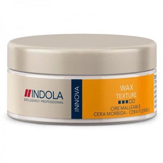 Styling IndolaIndola<br>Производство: Германия Текстурирующий воск для волос - средство на основе пчелиного воска, содержащее фильмформеры. Поможет смоделировать прическу, которую по желанию можно менять в течение дня, при этом сохраняя нужную форму.<br>Провитамин В5 регулирует увлажнение. Подходит для любого типа волос.<br>Способ применения: возьмите немного средства в ладони, разотрите и распределите на чистые, влажные волосы.<br><br>Линейка: Styling Indola<br>Объем мл: 75<br>Пол: Женский