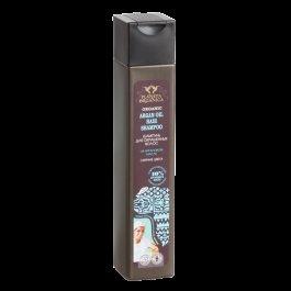 Сияние цвета Planeta OrganicaPlaneta Organica<br>Производство: Россия ORGANIC ARGAN OIL 10% &amp;mdash; шампунь для окрашенных волос, приготовлен на натуральном аргановом масле. Богатое витаминами масло аргании увлажнит и восстановит волос по всей длине. Сохраняя цвет, вернет волосам природную силу и блеск.Состав:Aqua, Organic Argania Spinosa Kernel Oil (органическое масло арганы), Sodium Сосо-Sulfate, Glicerin, Coco-Glucoside, Cocamidopropyl Betaine , Vanilla Planifolia Flower Extract (экстракт ванили), Malva Moschata Leaf Extract (экстракт мальвы),Cetearyl Alcohol, Xanthan Gum, Guar Hydroxypropyltrimonium Cloride, Potassium hydroxide, Dehydroacetic Acid, Benzyl Alcohol, Sodium Benzoate, Potassium Sorbate, Sodium Chloride, Parfum.<br><br>Линейка: Сияние цвета Planeta Organica<br>Объем мл: 250<br>Пол: Женский