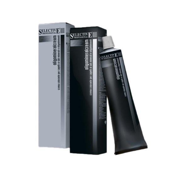 Oligo Mineral Cream SelectiveSelective<br>Производство: Италия Используется для перманентного и полуперманентного окрашивания. Экономичное решение - один вид красителя два типа окрашивания!<br>Крем-краска содержит в своем составе олигоминеральные элементы и пчелиный воск. Обеспечивает превосходное обесцвечивание и равномерное проникновение красящего состава вглубь волоса. Используется для перманентного и полуперманентного окрашивания. Экономичное решение - один вид красителя два типа окрашивания! Перманентное окрашивание достигается при смешивании крем-краски «Oligomineralcream» с универсальным кремообразным оксигентом Aqua Ossigenata Emulsionata 3%, 6%, 9%, 12%. Полуперманентное окрашивание достигается при смешивании крем-краски «Oligomineralcream» с каталист-активатором пигмента Oligomineral Catalist. Крем-краска содержит в своем составе олигоминеральные элементы и пчелиный воск. Палитра крем-краски имеет 55 насыщенных, сочных, блестящих цветовых нюанса, включая: четыре микс-тона (корректора). серию «Натуральные плюс» - для окрашивания трудной, «стеклянной» седины. серию суперосветляющих красителей - для осветления на 4-5 тонов натуральных волос. серию «Фантазия 1999» - для яркого креативного окрашивания. Результат: обеспечивает превосходное обесцвечивание и равномерное проникновение красящего состава вглубь волоса. Для ухода за окрашенными волосами и сохранения интенсивности цвета рекомендуется использовать продукцию линии «On Care Color». Способ применения: Перманентное окрашивание с оксигентом 5%, 6%, 9%,12% в пропорции смешивания 1:1 (50 мл Oligomineralcream + 50 мл. оксигента Selective Professional). Время воздействия -30 минут. Для суперосветляюшей серии время воздействия 45 минут, всегда 12% оксигент, пропорция смешивания 1:1. Возможность полуперманентного окрашивания Oligomineralcream с активатором пигмента Catalist: пропорция смешивания 1:2 (50 мл. Oligomineraicream + 100 мл, Catalist). Время воздействия 10-20 минут. Нюансы крем-краски Oligomineralcream м