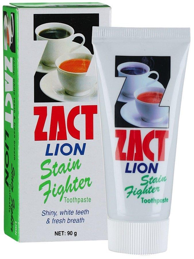 Закт Лион зубная паста для любителей чая и кофе Японская косметика 0 мл (унисекс)