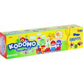 Апельсин + игрушка Японская косметикаЯпонская косметика<br>Производство: Япония Безопасные натуральные ингредиенты, входящие в состав позволяют рекомендовать ее частое использование с первого зуба. Игрушка, вложенная в каждую упаковку доставляет радость. Со вкусом апельсина.<br>        <br>Инновационная формула&amp;nbsp;детской зубной пасты Lion Kodomo&amp;nbsp;содержит компоненты Флуорид и Ксилитол, эффективно питающие зубы необходимыми минеральными элементами. Безопасные натуральные ингредиенты, входящие в состав позволяют рекомендовать ее частое использование с первого зуба.<br>Паста получила высочайшие оценки качества Центра профилактической стоматологии &amp;laquo;Профидент&amp;raquo;. Игрушка, вложенная в каждую упаковку доставляет радость. Со вкусом апельсина.<br><br>Линейка: Апельсин + игрушка Японская косметика<br>Пол: Женский