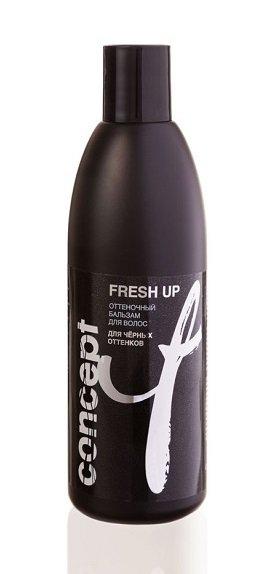 Up Бальзам оттеночный для волос для черных оттенков Concept 300 мл (жен)